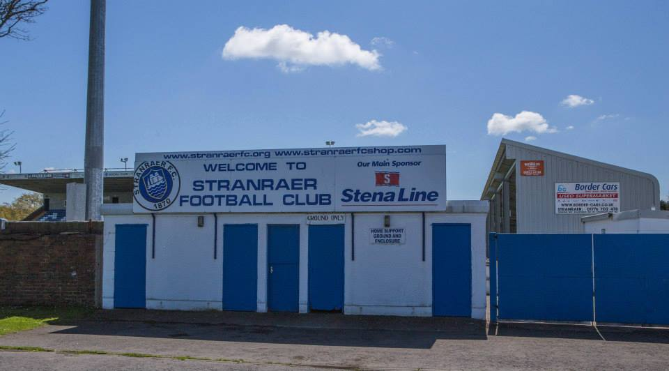 Fans return to Stair Park
