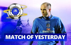 Match of Yesterday: Jamie Longworth