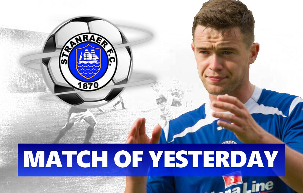 Match of Yesterday: Grant Gallagher