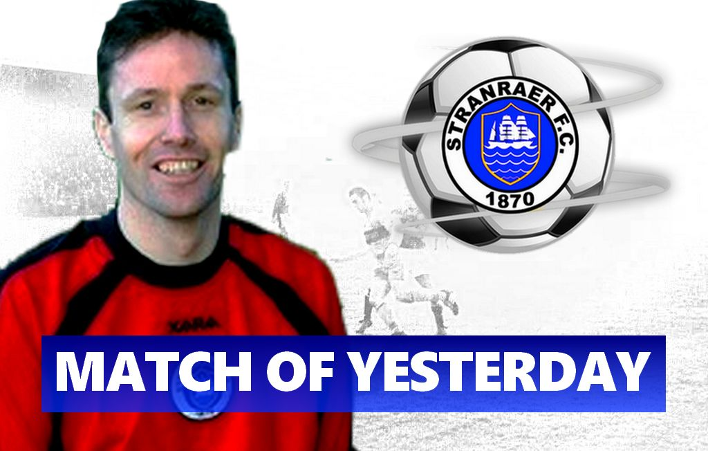 Match of Yesterday: Mark McGeown