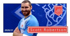 Seventh season for Robbo