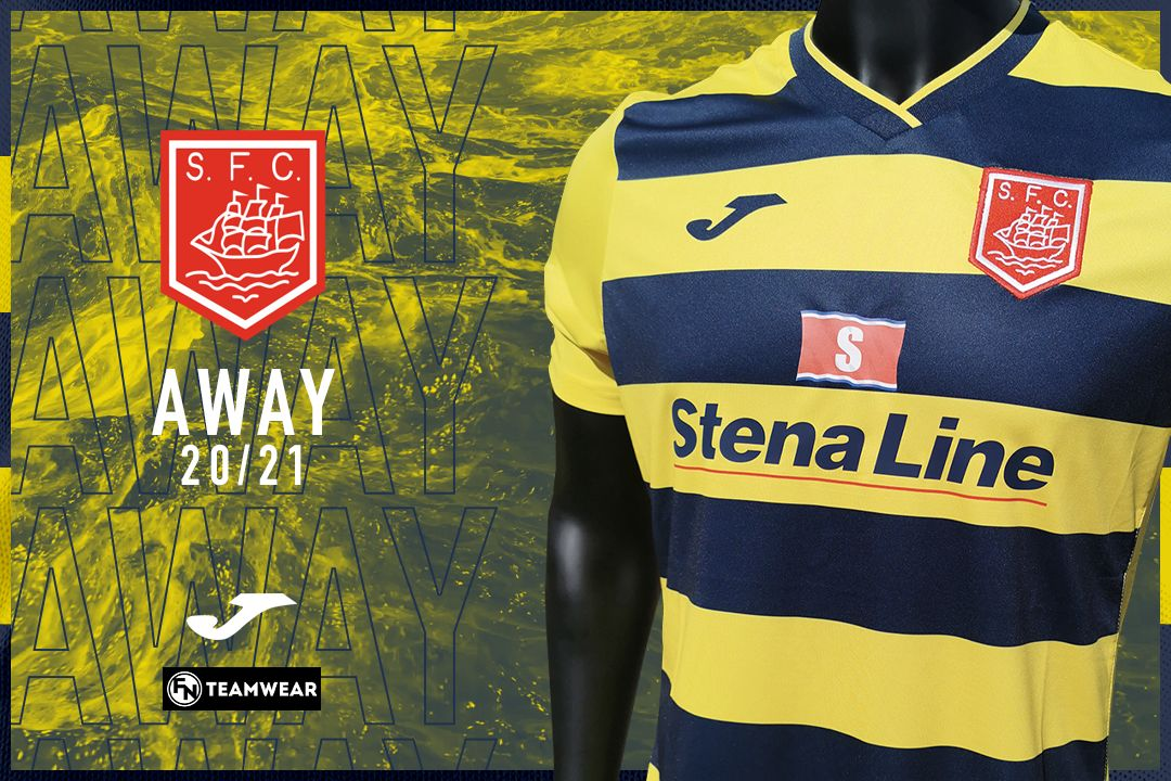 New away kit launched
