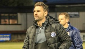 Manager aims to add two