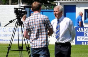 Chairman checks in ahead of new season