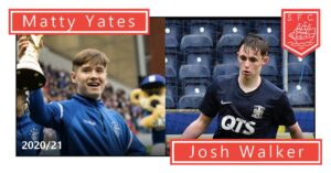 Blues snap up young prospects