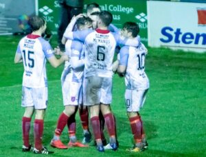 Stranraer 2-1 Hamilton Accies