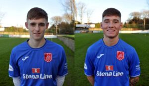 New deals for young duo