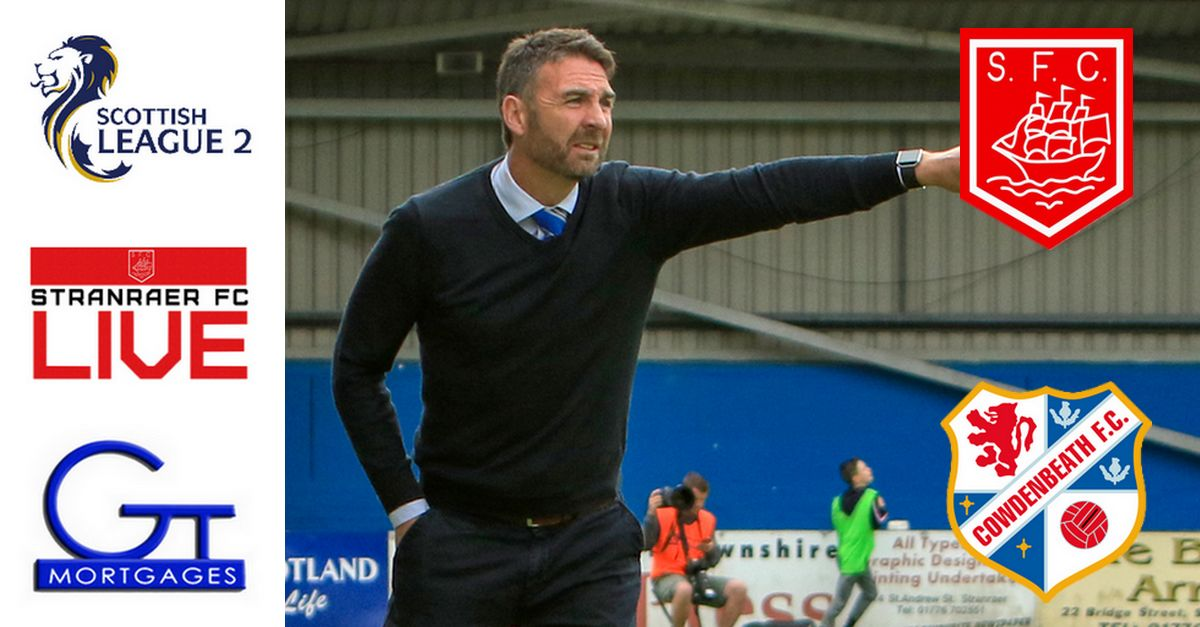 Cowdenbeath preview