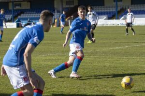 Stranraer 0-1 Edinburgh City