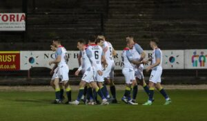 Albion Rovers 0-2 Stranraer