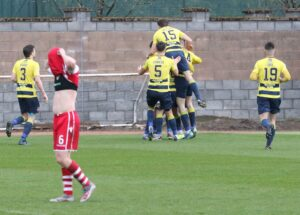 Stirling Albion 2-2 Stranraer
