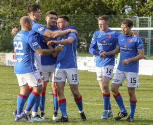 Stranraer 2-1 Edinburgh City