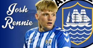 Blues sign former Killie youngster