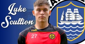 Blues add young keeper