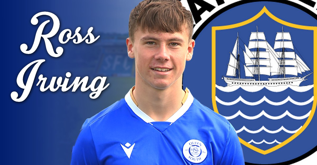 Irving signs on