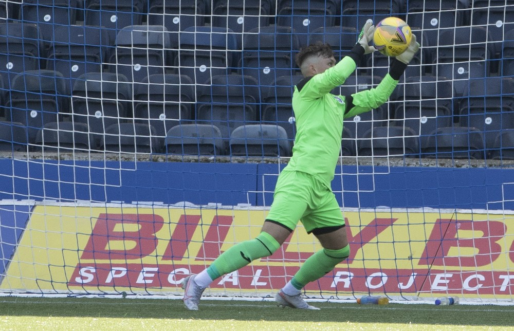 Scullion delighted with first start